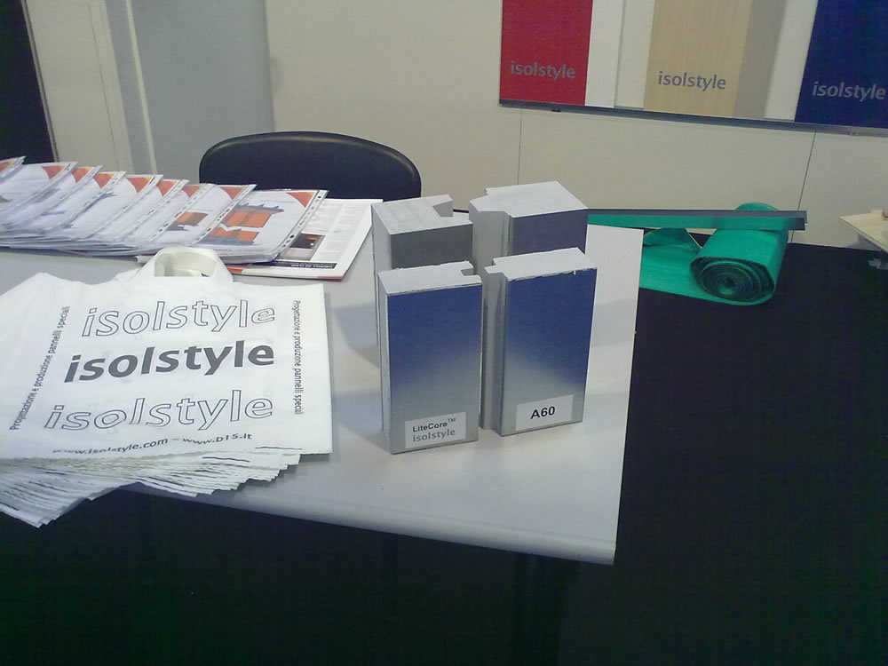 Stand isolstyle
