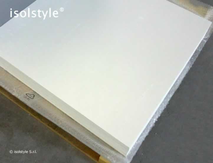 Isolstyle pannello per controsoffitto rei in silicato di calcio